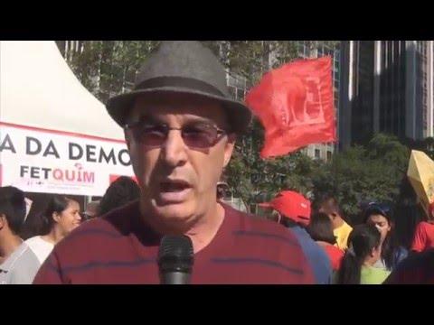 1º de maio dia dos Trabalhadores 2016