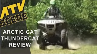 3. Arctic Cat Thundercat 1000