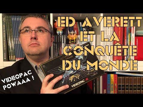 Videopac 41 Philips La Conquete du Monde FRA