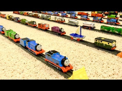 Thomas & Friends Motorized TrackMaster Collection (#1)