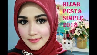 Video Cara Hijab Simple,glamor Dan Mewah Dan Gampang Ditiru [ untuk ke pesta ] MP3, 3GP, MP4, WEBM, AVI, FLV Februari 2018
