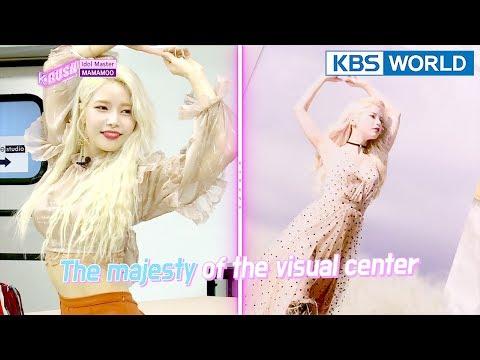 Idol Master - MAMAMOO [KBS World Idol Show K-RUSH3 / ENG / 2018.03.16] (видео)