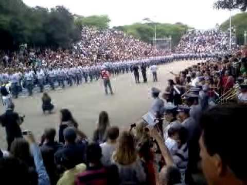 Formandos da Escola Superior de Sargentos 2012