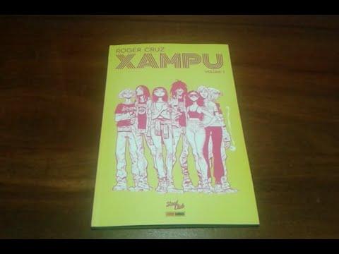 Direto do release: HQ Xampu tem nova edição com extras inéditos lançada pela parceria entre Panini e Stout Club