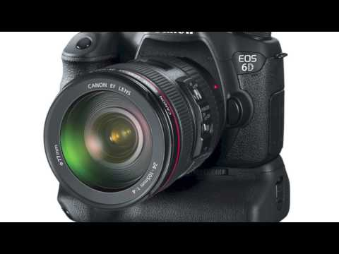 Canon EOS 6D Review - OFFICIAL DSLR Release Competing VS Nikon D600