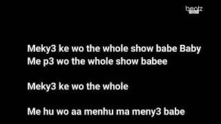 Download Lagu LYRICS: Kofi Kinaata - The Whole Show Mp3