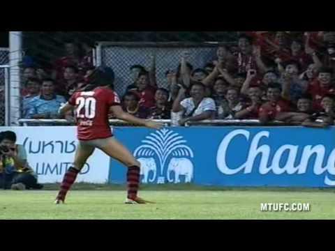 Pha ăn mừng bàn thắng quáy đãng nhất thế giới