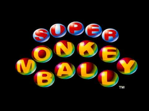 Super Monkey Ball OST - Intro & Title Screen
