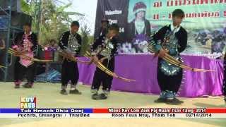 2014 Tub Hmoob Dhia Qeej -Pichifa, Thailand - Hmoob Txujci Seev Qeej