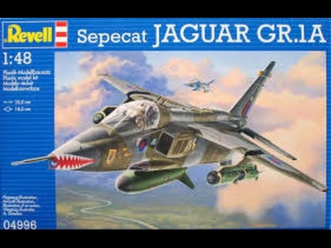 Sepecat jaguar airfix фотография