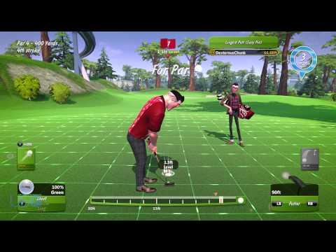powerstar golf xbox one metacritic
