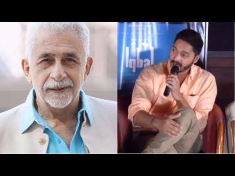 Shreyas Talpade Share His Experience With Naseeruddin Shah