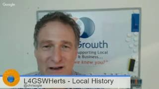 South West Herts Local History Show