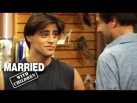 Al Gives Vinnie Advice! | Married With Children
