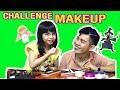 Thách Makeup Bốc Thăm Ngẫu Nhiên   Ai Xinh Và Ai Xấu? Challenge Make Up