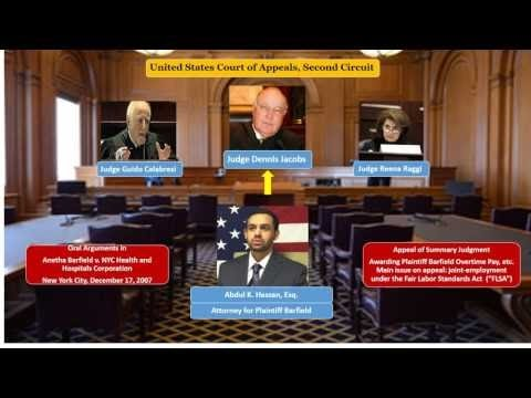 Second Circuit Court of Appeals - Oral arguments in Barfield v. NYC Health & Hospitals Corp.