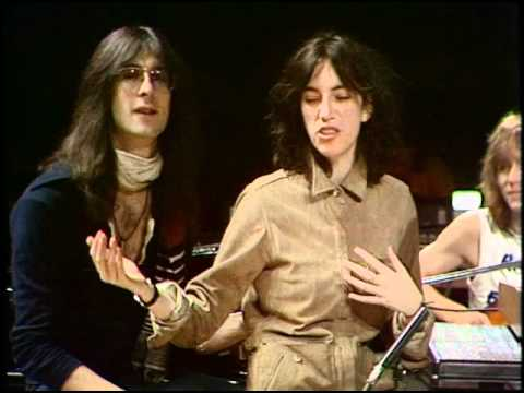 Talkshow - Patti Smith, 1976