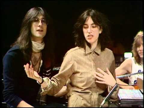 Talk Show - Patti Smith, 1976
