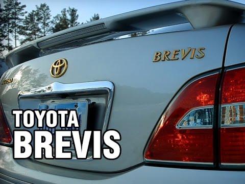 Toyota brevis дром фотография