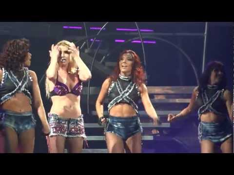 Britney Spears I Wanna Go Live Montreal 2011 HD 1080P