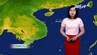 (VTC14)_ Thời tiết 12h ngày 30.07.2016, Dự Báo Thời Tiết, Dự Báo Thời Tiết ngày mai, Dự Báo Thời Tiết hôm nay