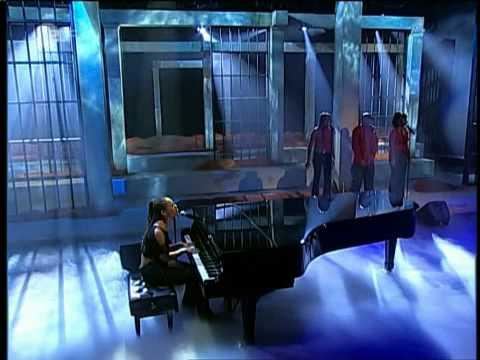 Alicia Keys- Fallin' (Live Wetten Dass)