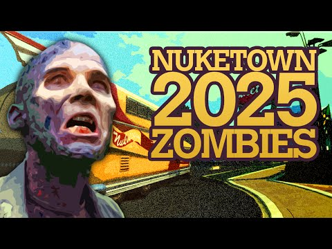 NUKETOWN 2025 ZOMBIES ★ Call of Duty Zombies Mod (Zombie Games)