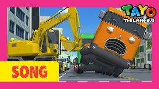 Video The Strong Heavy Vehicles l Tayo's Sing Along Show 1 l Tayo the Little Bus MP3, 3GP, MP4, WEBM, AVI, FLV Mei 2019