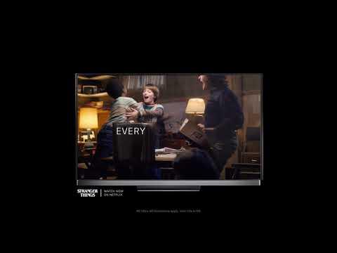 LG OLED TVs: Watch 'Stranger Things' on LG OLED Perfect Black Screens