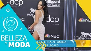 Mejores vestidos de los Billboard Awards 2019 | Un Nuevo Día