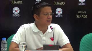 Chiz: Duterte must face bank issue sooner or later
