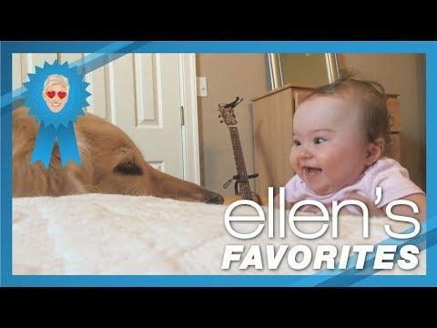 Ellen's Favorite Babies Laughing