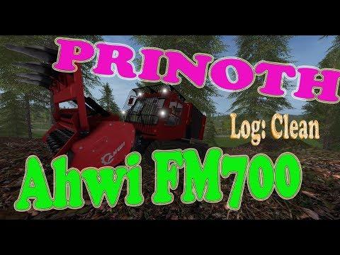 Prinoth Farming simulator 17 v1.0