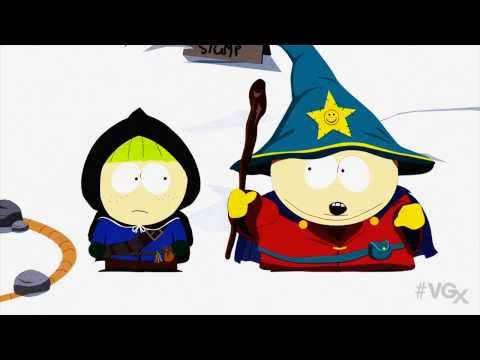 how to change controls in south park stick of truth