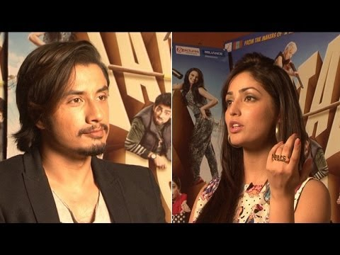 Interview With Actor Ali Zafar & Yami Gautam For Film 'Total Siyappa'