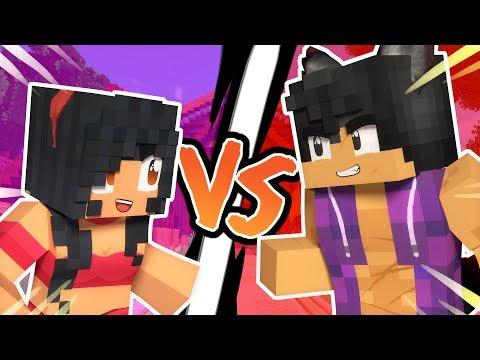 Aphmau VS Aaron   Guess Who