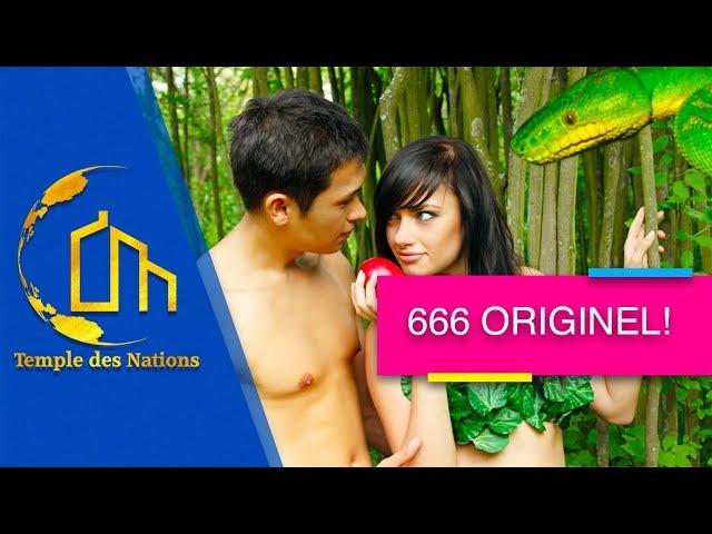 666 originel ! La marque de la bête est dans le monde depuis Adam jusqu'à nos jours dr Tsala Essomba
