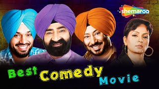 Video Chak De Phatte | Punjabi Comedy Movie |Jaswinder Bhalla, Gurpreet Ghuggi | Latest Punjabi Movie 2017 MP3, 3GP, MP4, WEBM, AVI, FLV Oktober 2018
