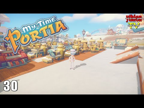 My Time At Portia 30 - Một Ngày Không Bình Thường - Thời lượng: 39 phút.