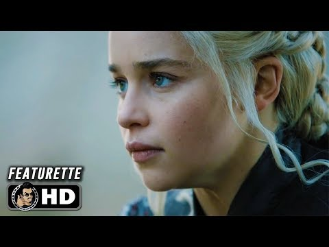 """GAME OF THRONES Official Featurette """"The Cast Remembers: Emilia Clarke"""" (HD) HBO Series"""