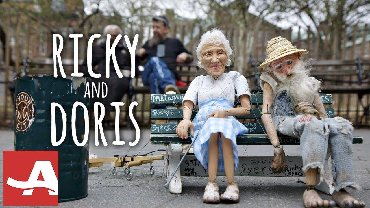 ASKiAN . Ricky & Doris: An Unconventional Friendship in New York City