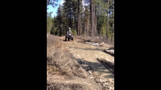 9. 2015 Polaris sportsman 570 sp