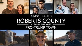 Video Roberts County: A Year in the Most Pro-Trump Town MP3, 3GP, MP4, WEBM, AVI, FLV Agustus 2018