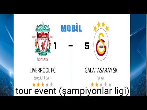 Pes18 Mobil Liverpool VS Galatasaray
