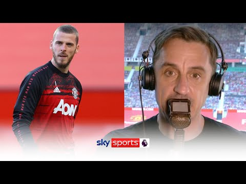 Gary Neville explains WHY he is backing David De Gea over Dean Henderson