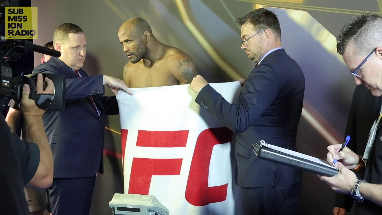 UFC 221: Yoel Romero Misses Weight Ahead of Luke Rockhold Title Fight