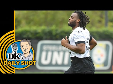 DK's Daily Shot of Steelers: Ready for Najee Harris' real debut?