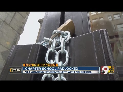 Charter school sued, closes