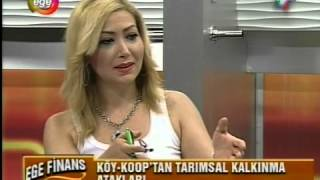 EGE TV - Ege Finans programının konuğu Neptün Soyer