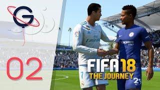 Video FIFA 18 : L'AVENTURE FR #2 - Rencontre avec Ronaldo ! MP3, 3GP, MP4, WEBM, AVI, FLV September 2017